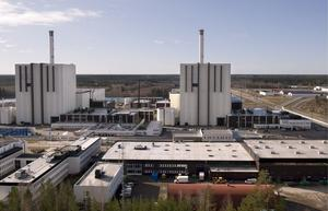 En kreativ lösning. Man kan bygga ett varmvattennät från Forsmarks kärnkraftverk som räcker till samtliga kommuner i Mälardalsregionen, hävdar debattörerna. foto: scanpix