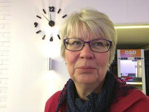 Ann-Marie Johansson (S), Jämtland Härjedalen.