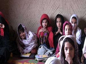 """Könssegregation. """"Redan vid sex års ålder placeras flickor och pojkar i olika klasser"""", berättar Khazar Fatemi."""