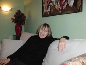 Vågar. Margareta Rönnberg är barnkulturforskaren som inte räds uppmärksamheten utan gärna publicerar sig utanför den akademiska världen.