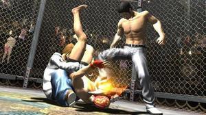 """Precis som tidigare spel i serien handlar """"Yakuza 3"""" om ett beat 'em up-spel med storyambitioner."""
