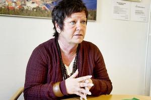 Birgith Olsson Johansson (S), ordförande i bildningsnämnden, poängterar att det inte förs diskussioner om skolnedläggningar.