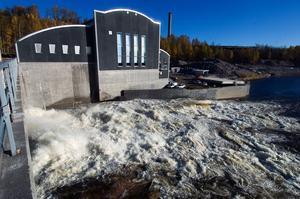 Avestaforsens kraftverk, vid Dalälven i Avesta, invigdes 2007. I Hedemora kommun finns dock inget motsvarande stort kraftverk.