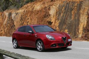 Alfa Romeo Giulietta 2.0 JTDm TCT.   Foto: Alberto Alquati