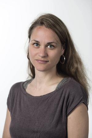 Lotta Elstad, författare till boken om Podemos.