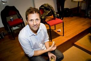 Micke Leijnegard.Foto: Christine Olsson/Scanpix