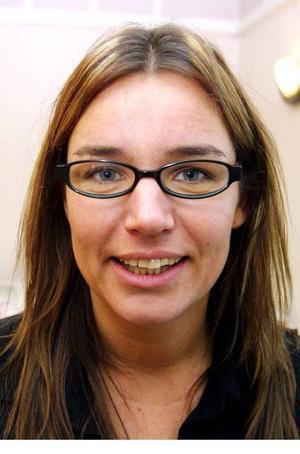 Anna-Caren Sätherberg.