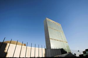 Historia håller på att skrivas då en majoritet av världens stater har inlett förhandlingar om att förbjuda kärnvapen. Mellan 15 juni och 7 juli träffas en stor del av världens stater vid FN:s högkvarter i New York.