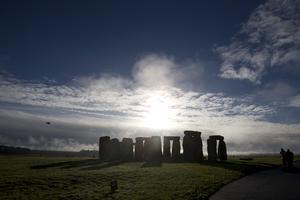 Stonehenge finns med på Unescos världsarvslista.
