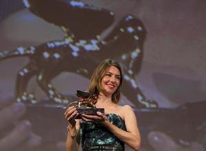 I helgen tilldelades filmen Guldlejonet på Venedigs filmfestival, en av filmvärldens mest åtråvärda statyetter. Foto:AndrewMedichini