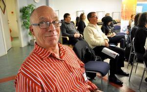 van Bruggen gladde sig åt att över 60 deltagare ville prata kultur.