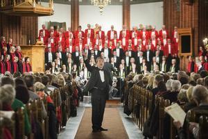 Klassiska Julton i GA-kyrkan hålls 19 och 20 december.