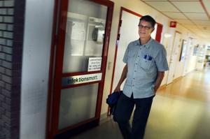 Signar Mäkitalo är länets smittskyddsläkare.
