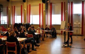 Carina Henriksson är hemflyttad kulturarbetare – en framgångsfaktor enligt Catarina Lundströms rapport.
