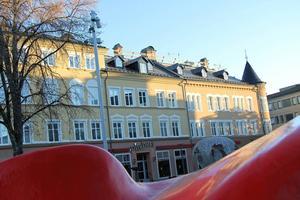 Huset Verdandi 9 byggdes vid Sveatorget för 112 år sedan när Borlänge hade cirka 4 000 invånare.