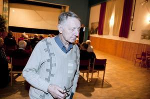 På andra håll i landet har kräftorna varit borta några år och sedan har det åter blivit bra bestånd, säger Göran Hindefelt. Det ska bli intressant att se vad provfisket i Barken nästa höst ger för utfall.