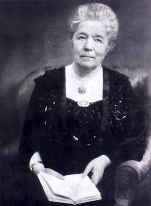 Selma Lagerlöf beskriver tidigt en bil i en roman, redan 1891 i