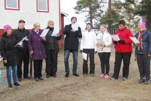 Lokala förmågor sjöng