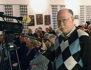 Åke Åstrand, Jonas Simas fotograf sedan många år tillbaka.