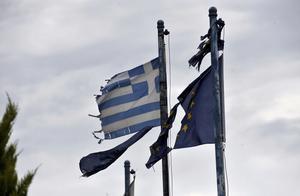 Det grekiska valet. Under söndagen var det val i ett Grekland präglat av ekonomiskt sönderfall.