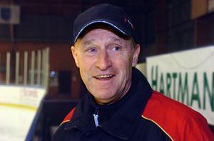 62-årige coachen Stefan Danell är redo för ännu en säsong i BIS-båset.