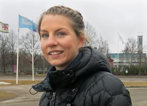 Till vardags pluggar Frida Johnsson juridik på Lunds universitet. Hon blir klar om ett år och hoppas få jobb som miljöjurist.