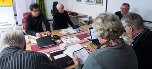 Staffan Bergman, Carl-Magnus Gagge och Christer Stenström leder projektet.