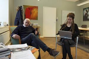Fred Nilsson (S) och Amanda Lindh (MP) vill satsa på utsatta grupper.