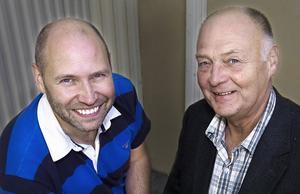 Ulf Andersson och Rolf Forslin.