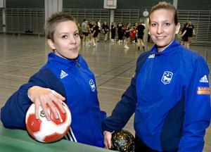 Johanna och Ida-Marie