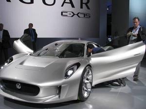 Jaguar C-X75 var en spännande skapelse, som kanske antyder om vilket håll indiska Jaguar är på väg. Detta är dock ett koncept, men fantastiskt snygg.