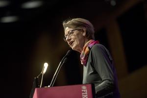 Gudryn Schyman ger sig in i debatten om Sollefteå BB.