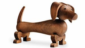 Hund av Kay Bojesen. Cirkapris 850 kronor