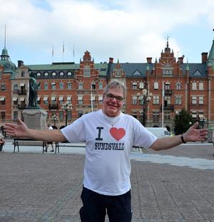 Tommy Jansson hoppas på att fylla hotellen i helgen.