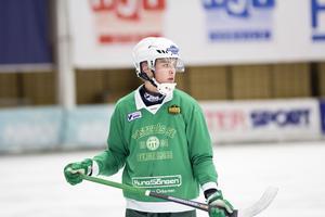 Norrman under tiden i Västerås. Bild: Christopher Grönlund