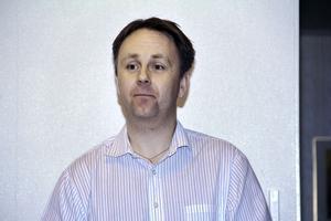 Niklas Södergran är kontorschef sedan 2005