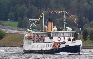 I augusti 2011 gick den sista kommunala reguljära turen med Thomée till Verkön. Det kändes lite sorgligt ute på Verkön, sade Stigan Bergström, serveringsansvarig på Thomée.