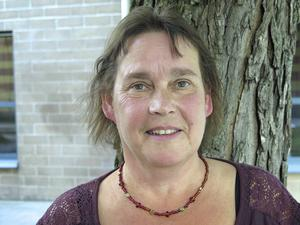 Karin Jansson, regionråd, Miljöpartiet.