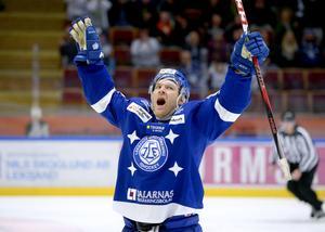 Jens Bergenström spelar med Ludvika på fredag.