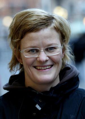 Sara Hugg.
