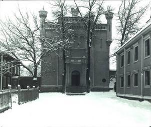 Fängelsets entré. Foto: föreningen gamla östersund