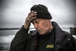 Örjan Bergqvist har lagt ned många timmar på Thomée, och han har tidigare varit med om att renovera ångaren Östersund, och han är inblandad i det mesta som rör ångbåtarna i Arvesund.