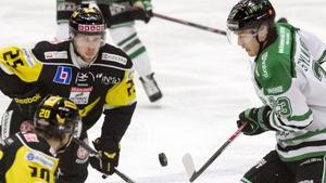 Kvalseriepremiären mot Malmö är avklarad - på onsdag väntar Rögle BK.
