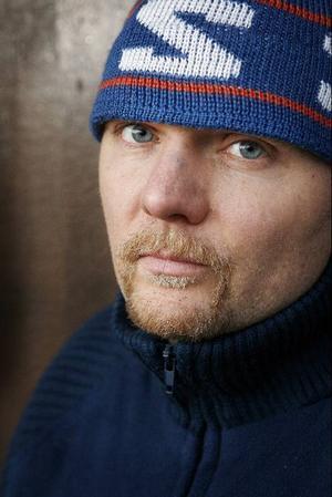 Jens Ganman, en av de fyra initiativtagarnatill arbetet för att få till ett nytt kultur- och konsertcentrum i Östersund.
