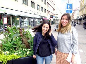 Pegah Afsharian och Natassia Fry från Kompis Sverige vill förändra. Deras vision är att sudda ut gränserna mellan människor.