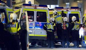 Våldet i Sverige ökar...