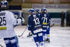 Magnus Muhrén, tränare och numera spelare i Villa Lidköping.