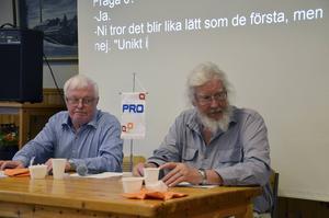 Tävlingsledare var Axel Andersson och domare Janne Holm.
