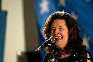 Linda Gail Lewis kommer till Säter på tisdag.