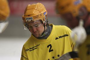 Simon Lundström – stark i elitseriedebuten.